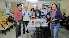 RC Macau and friends Dental for the elderly