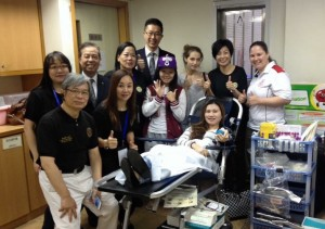 Blood Donation Day Macao Area 1